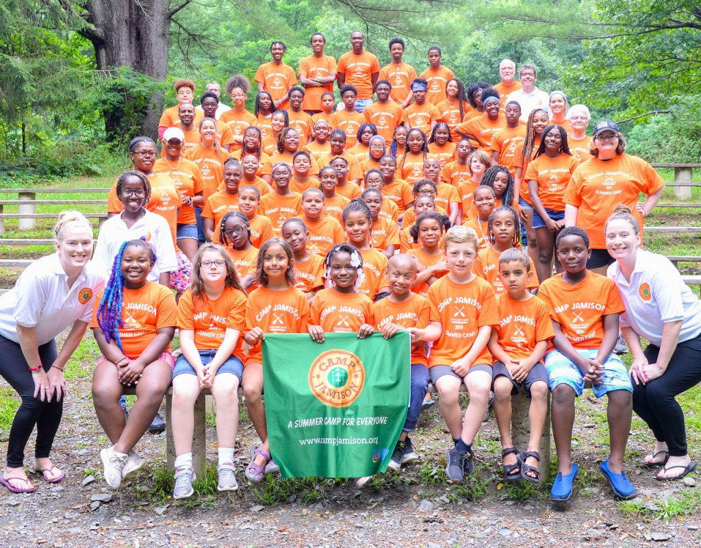 Camp Jamison - Our Story